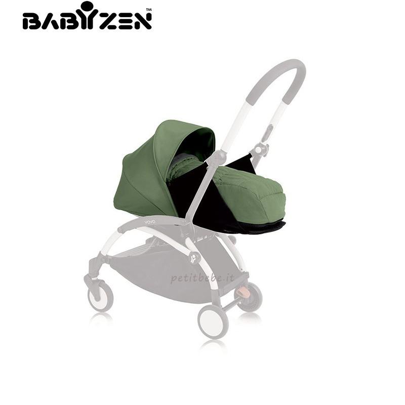 Babyzen Set Rivestimento 0+ Peppermint