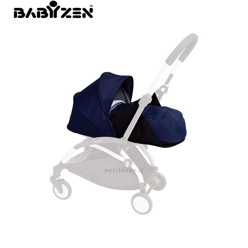 Babyzen Set Rivestimento Yoyo 0+ Air France Blu Navy
