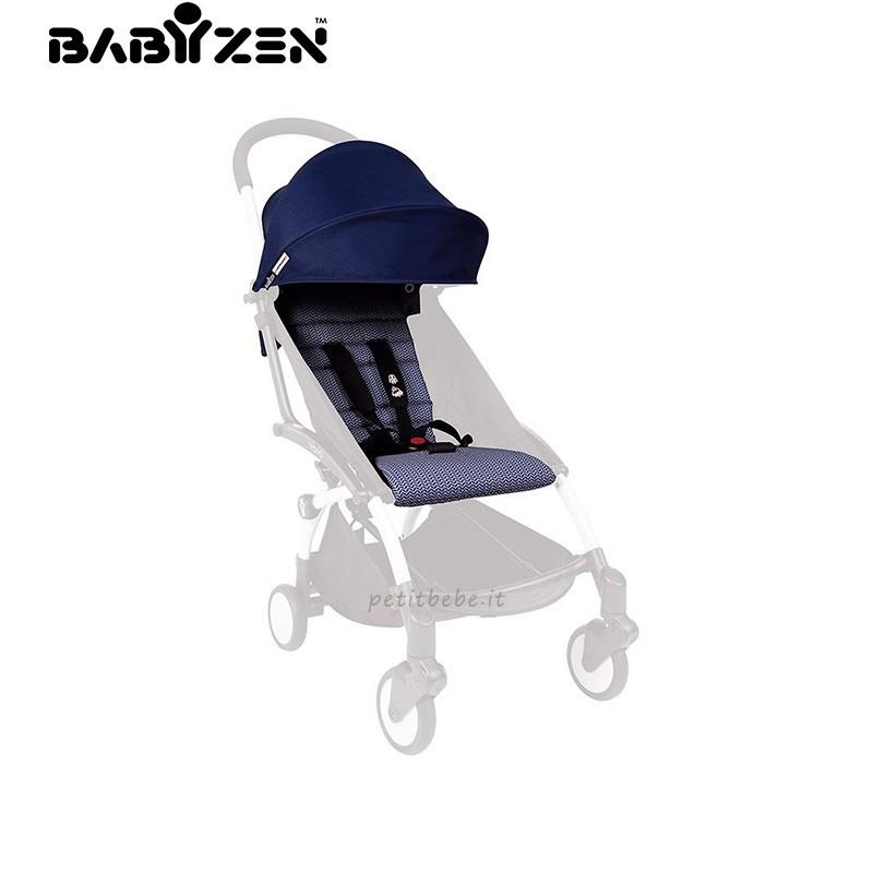 Babyzen Rivestimento Yoyo 6+ by Air France Blu Navy