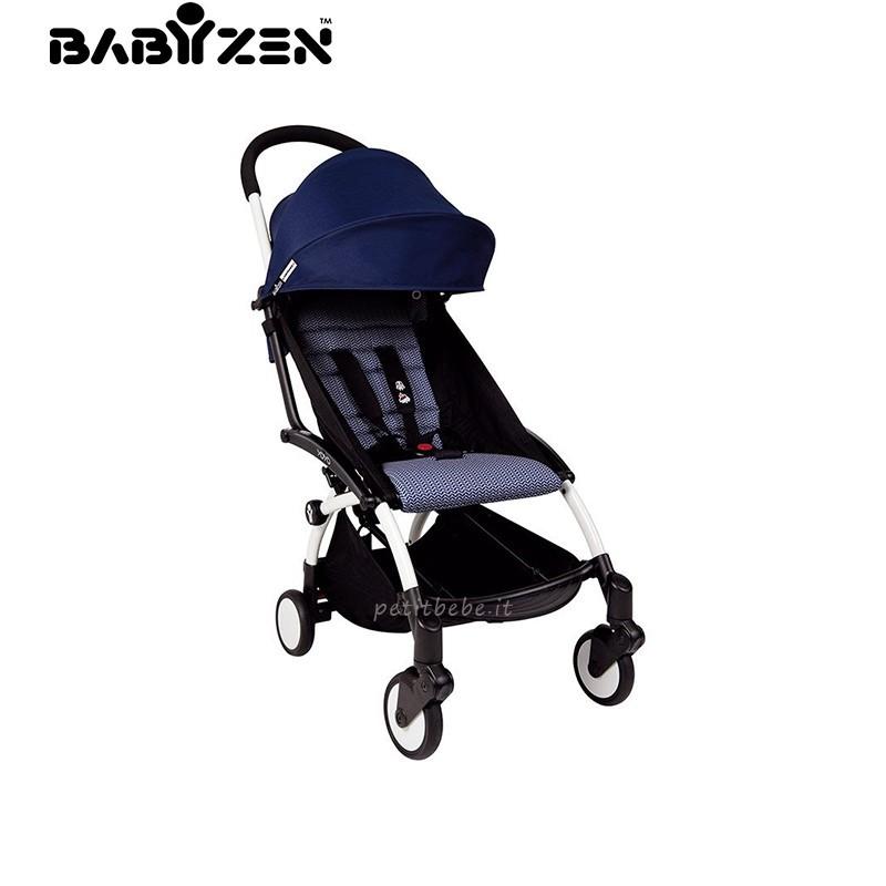 Babyzen Passeggino Yoyo by Air France Blu Navy