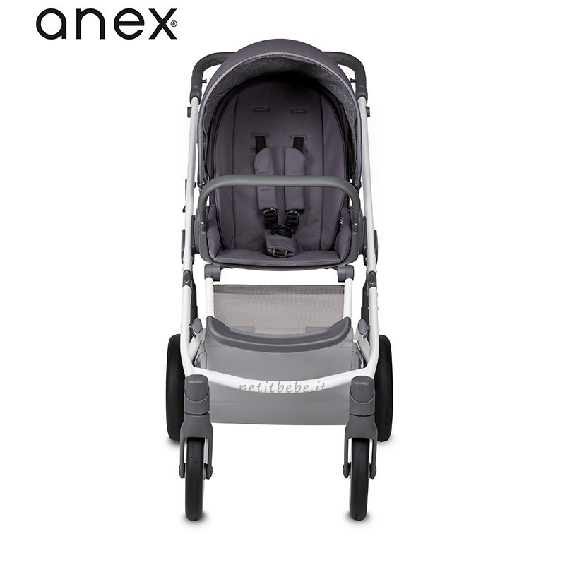 Anex Duo M/Type Gray Clouds