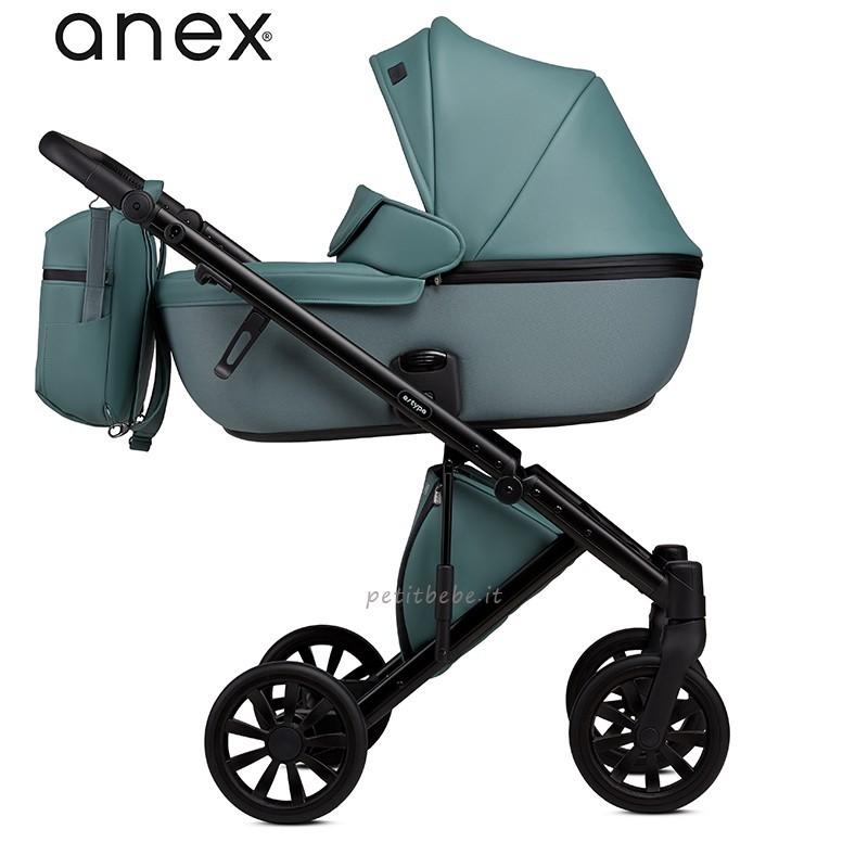 Anex Trio E/Type Aqua