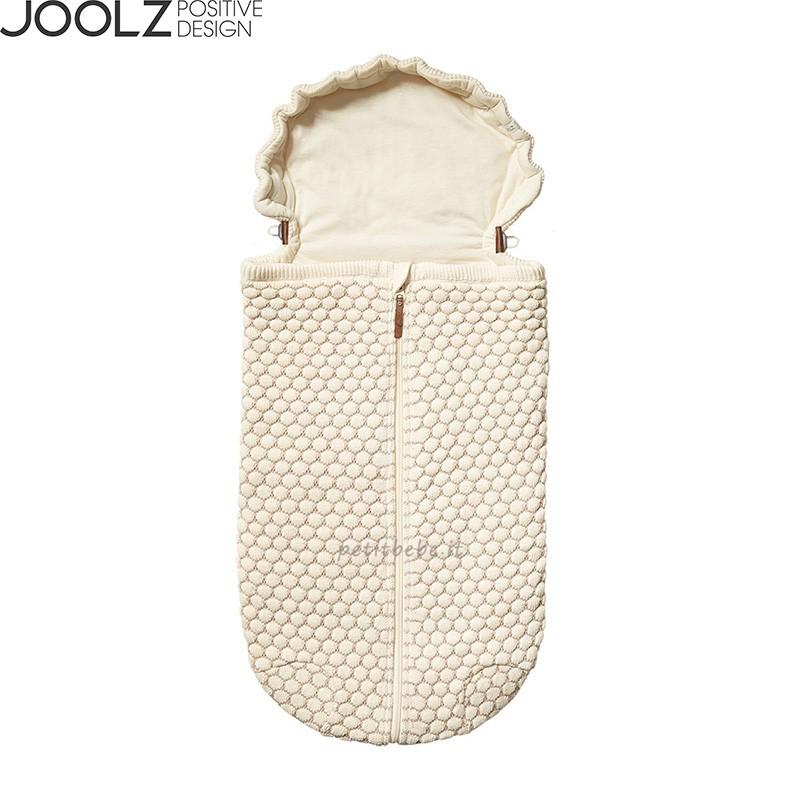 Joolz Essentials Sacco Nanna Honeycomb Off White