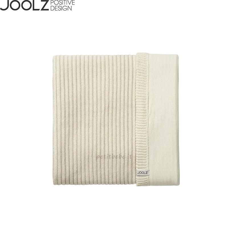 Joolz Essentials Copertina Ribbed Off White