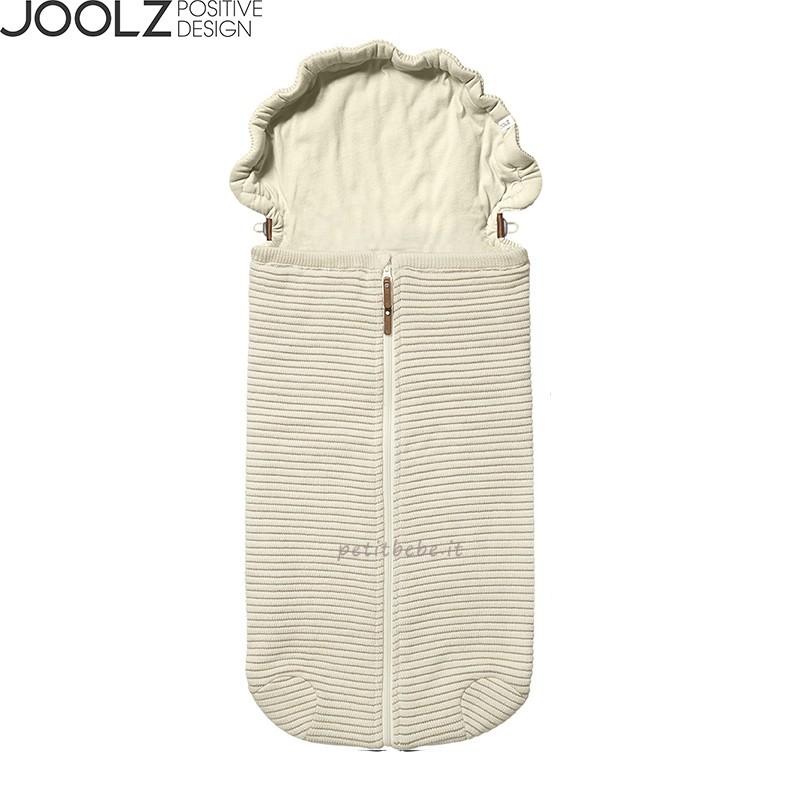 Joolz Essentials Sacco Nanna Ribbed Off White