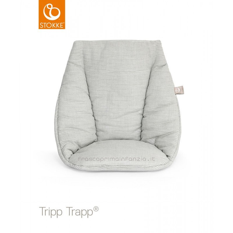 Stokke Cuscino Tripp Trapp Nordic Grey