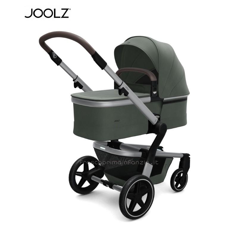 Joolz Duo Hub+ con culla...