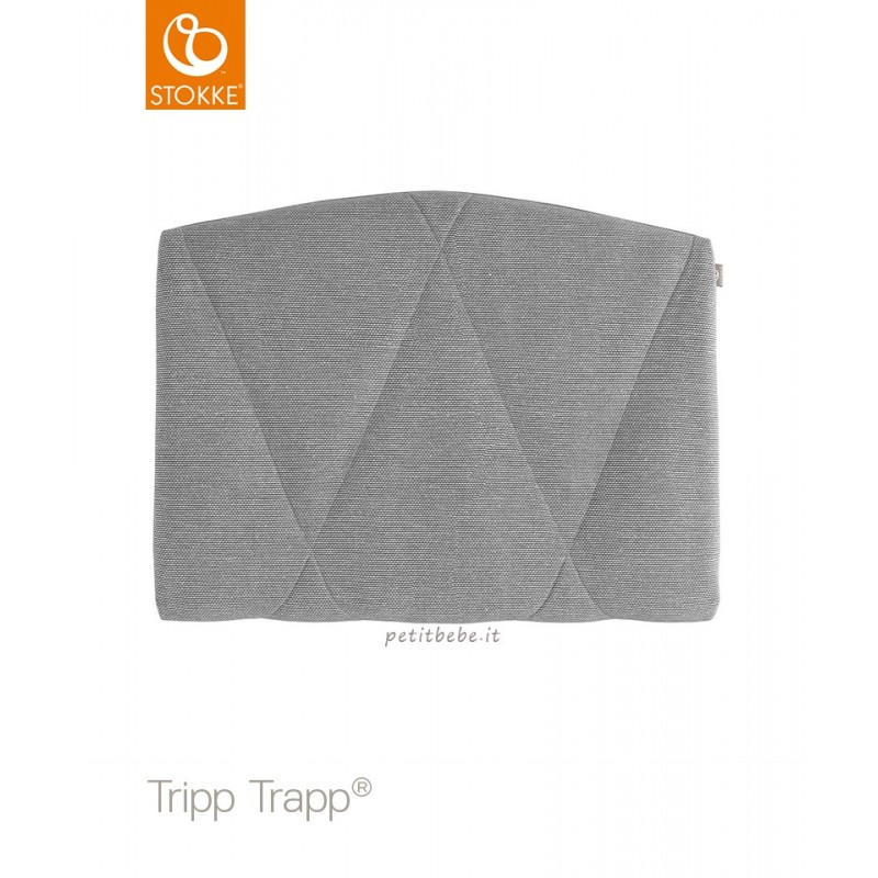 Stokke Adult Cushion per Tripp Trapp Slate Twill
