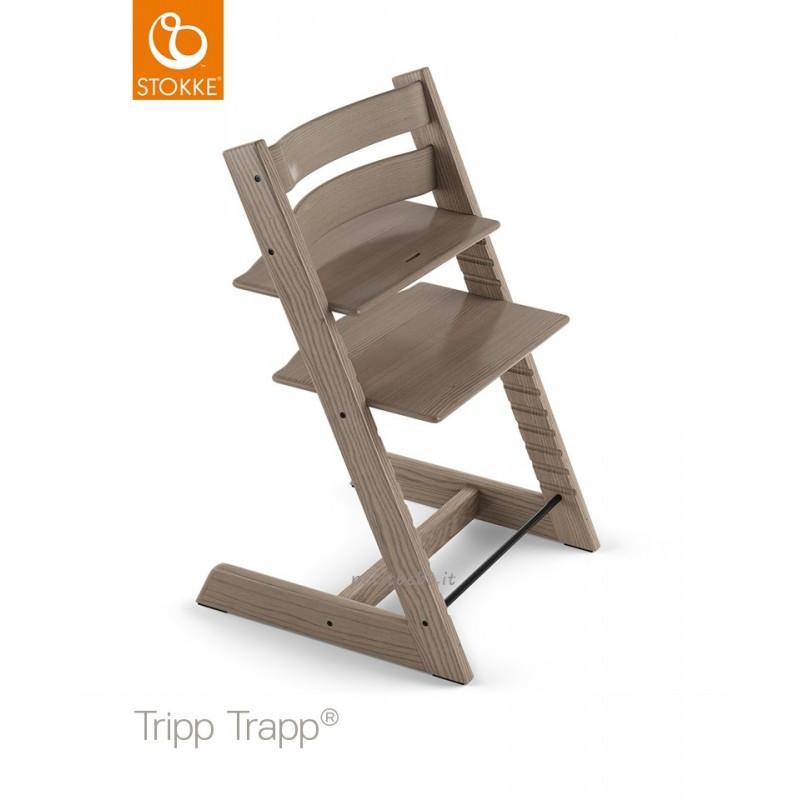 Stokke Sedia Tripp Trapp Frassino