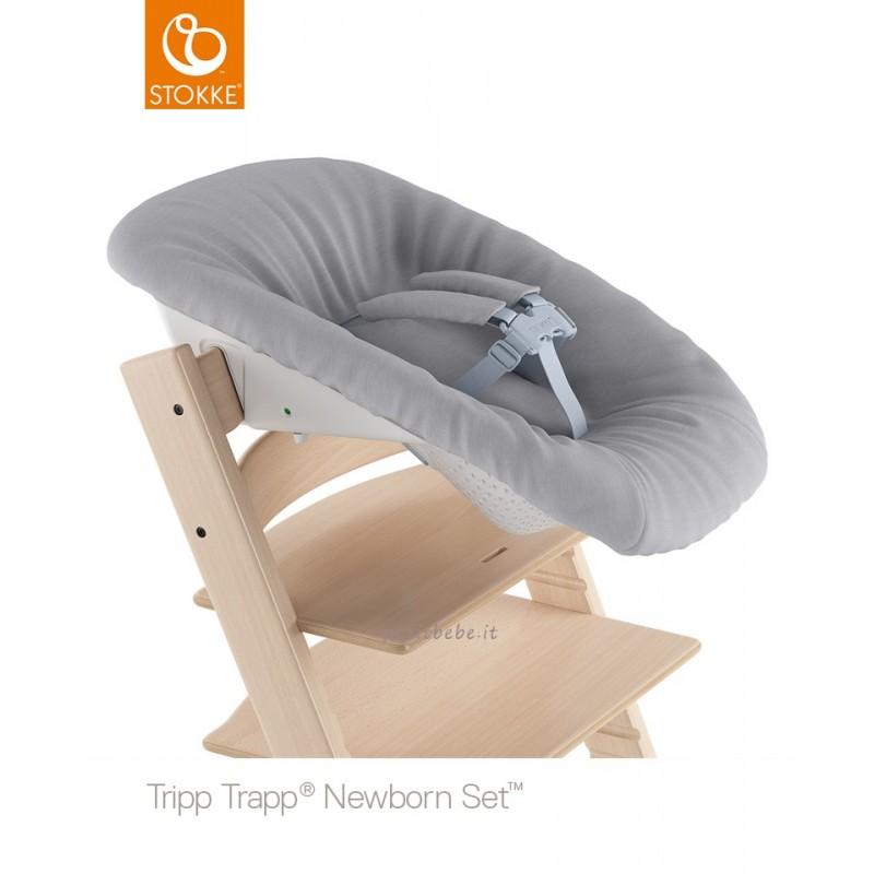 Stokke Newborn Set per Tripp Trapp Grey