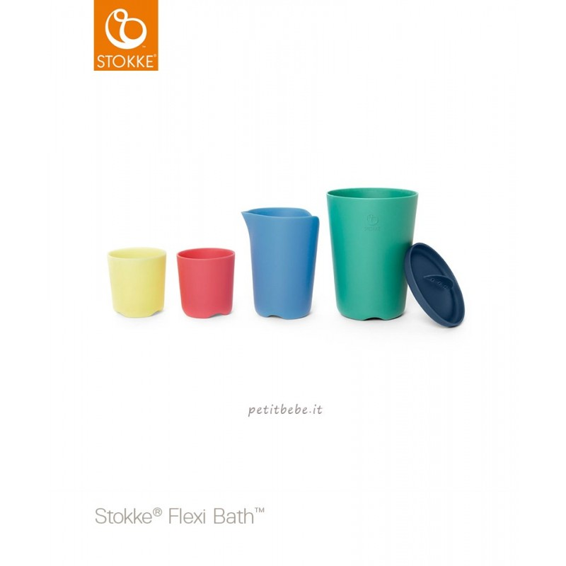 Stokke Giocattoli per Flexi Bath Multicolor