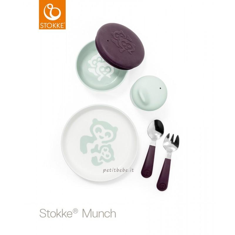 Stokke Munch Everyday Soft Mint