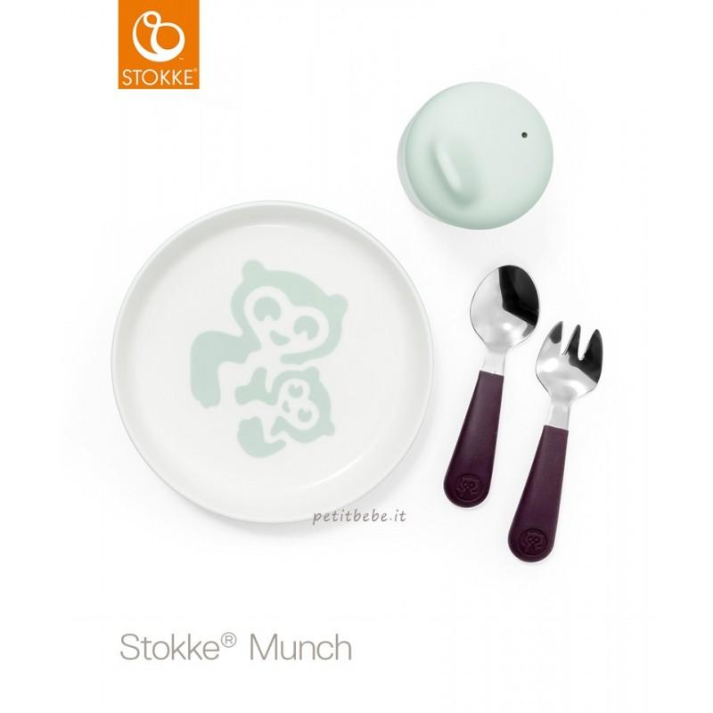 Stokke Munch Essential Soft Mint