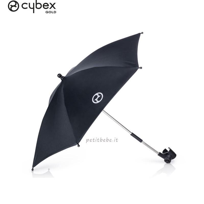 Cybex Gold Parasole Black