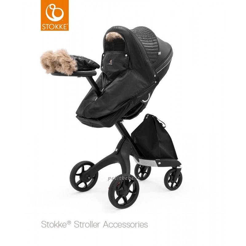 Stokke Winter Kit Onyx Black